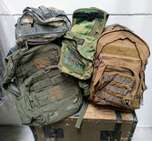 Military Backpacks of the United States Army