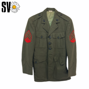 Bundle of military blazers